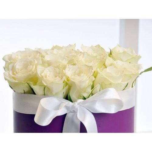 Deniz ve Mehtap Beyaz Güller