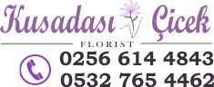 Kuşadası Çiçek -  Kuşadası Çiçekçi - Kent Çiçekçilik